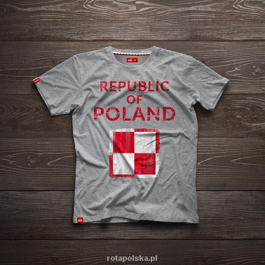 Koszulka Republic of Poland